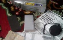 Видеокамера JVC GR-AXM17U VHS-C Compact VHS