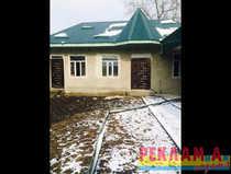 Одноэтажный трехкомнатный жилой дом на продажу